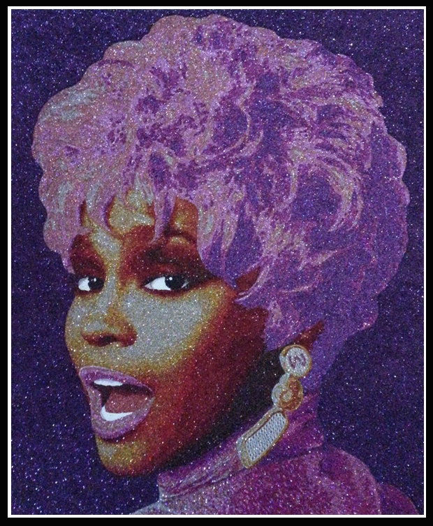 Whitney Houston by pacodeluxe